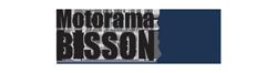 Jersey School of Motorcycling Motorama Bisson Logo