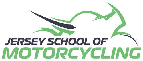 Jersey School of Motorcycling Logo