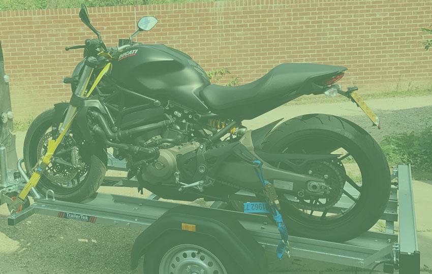 Jersey School of Motorcycling Bike Transportation